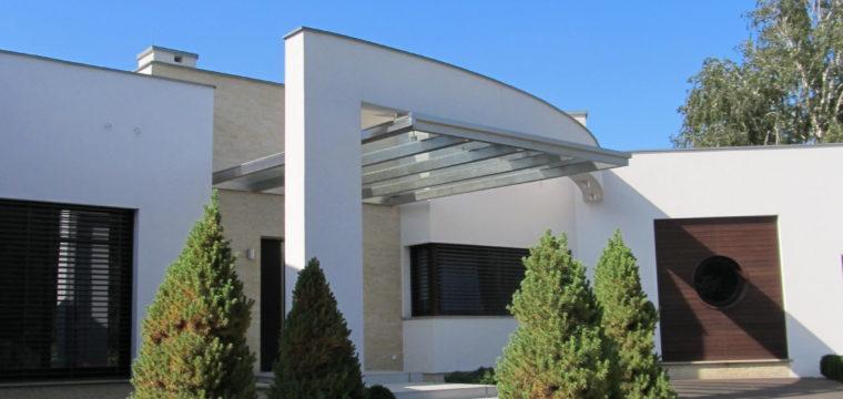 Galeria: Rezydencja  ma planie koła
