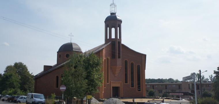 Galeria: Kościół wDziałoszynie
