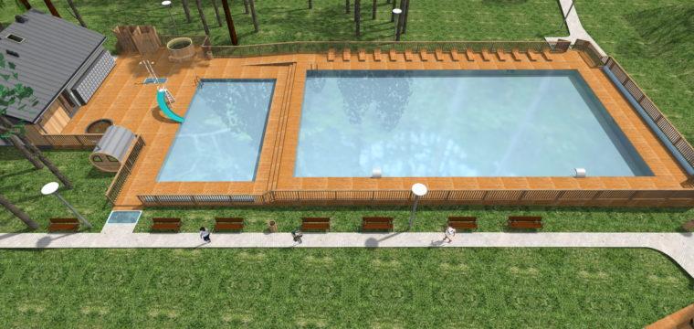 Galeria: Modernizacja irozbudowa ośrodka wypoczynkowego podSieradzem