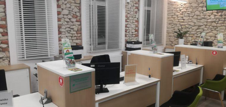 Galeria: Bank Spółdzielczy wPoddębicach